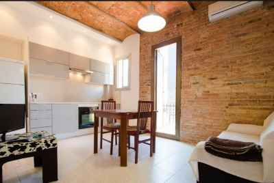 Apartment with touristic license in Barcelona, close to the beach